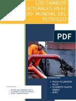 Mercado de Capitales Petroleo