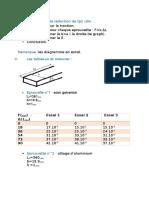 La Méthode de Rédaction de Tp2 Rdm