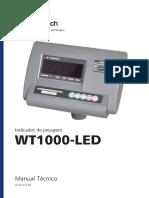 Manual Wt1000