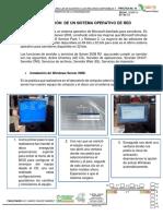 Practica 19 e.v 5.1 Instalacion de Un Sistema Operativo de Red 1