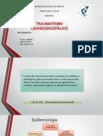 TCE pediatría