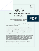 Family Discussion Guide-Spanish