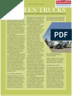 Green Trucks Advanced Transportation Technology