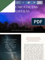La Musica y La Danza de Las Esferas