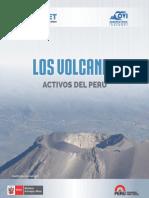 Volcanes Activos Peru