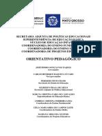 ORIENTATIVO PEDAGÓGICO 2016