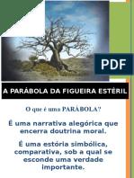 A Parábola Da Figueira Estéril