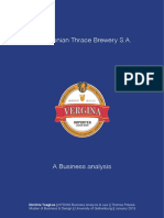 Business Analysis_MThr Brewery