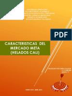 Caracteristicas Del Mercado Meta Helados Cali