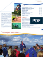 Urlaubsmagazin und Gastgeberverzeichnis Friedrichskoog 2010