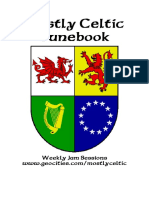 Mostly Celtic Tune Book