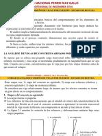 UNIDAD II-ANALISIS Y DISE+æO VIGAS POR FLEXION-ESTADO ROTURA-20-09-2015--LEER