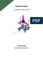 Panduan Installasi Inventor 2014