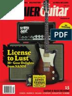 Premier guitar april 2016 guitars guitar family instruments fandeluxe Gallery