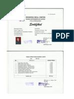 Sertifikat Pelatihan dan Organisasi.pdf