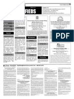 COURIER Classifieds 4-15-16
