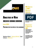 analysisofnewmexicodrunkdriving  1