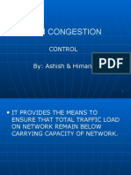 Congestion Control Ppt