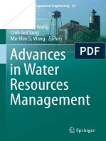 (Handbook of Environmental Engineering 16) Lawrence K. Wang, Chih Ted Yang, Mu-Hao S. Wang (Eds.)-Advances in Water Resources Management-Springer International Publishing (2016)