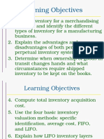 2 45 excel template solution cost of goods sold inventory valuation