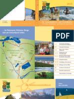 Urlaubsmagazin und Gastgeberverzeichnis Schoenhagen-Ostsee 2010