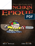Munchkin Epic Rulebook Fr