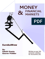 Money and Financial Markets Unit 1
