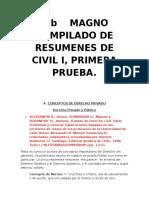 (R)BanfiC - 1eraPrueba Magno Resumen - 2011
