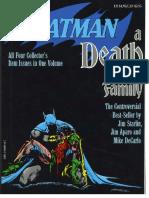 Batman a Death in the Family
