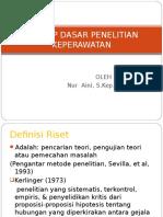 RISET-KONSEP DASAR PENELITIAN.ppt