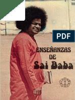 Enseñanzas de Sai Baba+