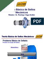 Teoría Básica de Sellos Mecanicos