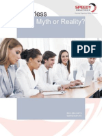 Paperless Office Myth or Reality?