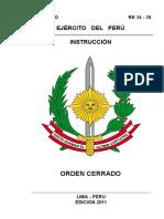 09. Re 34-39 Orden Cerrado 2011