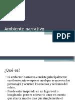 Ambiente narrativo_