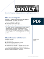 What to Do if You Are Charged With Assault Eng