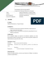 Estructura Romboedrica