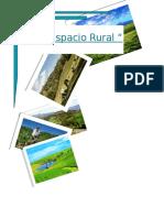 Espacio Rurales