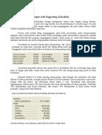 Contoh Kasus Akuntansi Manajemen dan Pembahasannya