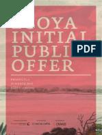 Ecoya Prospectus