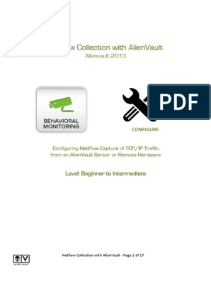 AlienVault NetFlow Collection | Port (Computer Networking