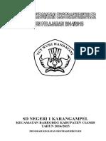 Program Ekstrakurikuler Sd