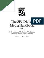 SPJ Digital Media Handbook