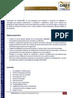 Carta Descriptiva Coach Laboral