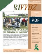 CaFAN Newsletter Agrivybz 5