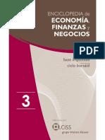 Enciclopedia de Economía y Negocios Vol. 03 C