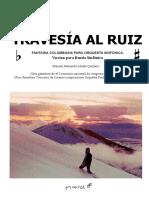 Travesiìa Al Ruiz