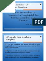 Clases de Complejidad y Sistema