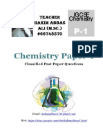 Chemistry Classified p1