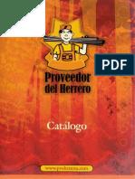 Catalogo Proveedor Del Herrero
